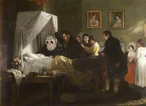 Sarah Dillwyn's Deathbed