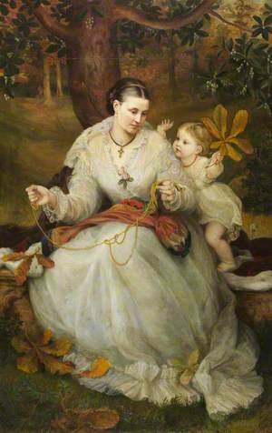 Emma Crichton (1837–1928), and Lily Marion Anne