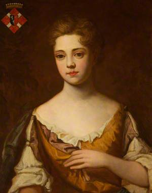 Lady Charlotte Herbert (d.1733), Later Lady Windsor, Daughter of the 7th Earl of Pembroke