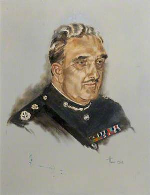 Portrait of a Chief Constable