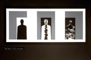 Death of René Magritte