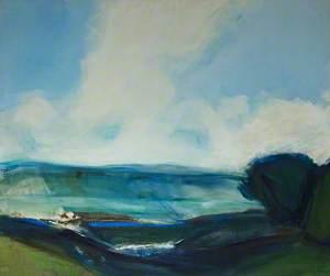 Welsh Landscape; Glamorgan
