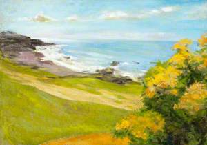 The Coastal Path, Ogmore