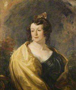 Mrs William Theobald, née Sarah Cooke (1795–1867)