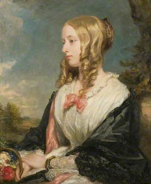 Mrs Charles Sabine Thellusson, née Georgiana Theobald (1828–1883)