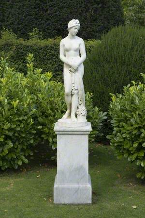 Venus (Bathing Nymph)