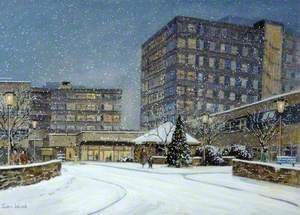 Barnsley General Hospital, South Yorkshire