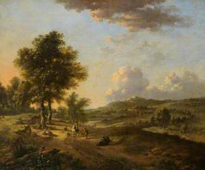 Landscape: The Mendicant