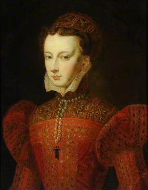 Portrait of a Lady, formerly known as Mary, Queen of Scots (1542–1587)