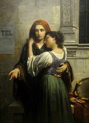 The Beggar Girls