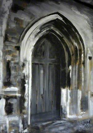 Christ Church Doorway