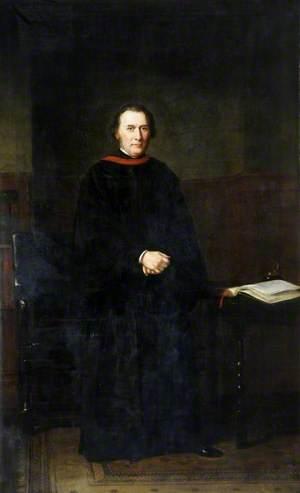 Charles John Vaughan (1816–1897), DD, Vicar of Doncaster