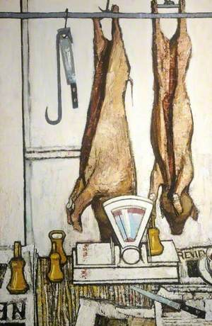 Butcher's Shop No. 2