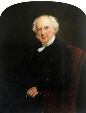 Reverend A. B. Wrightson (1793–1878)