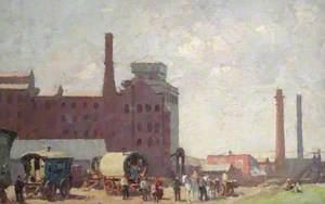 Doncaster Gypsy Encampment