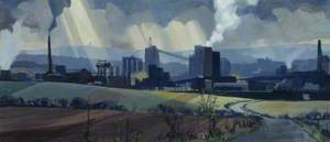 Manvers Colliery