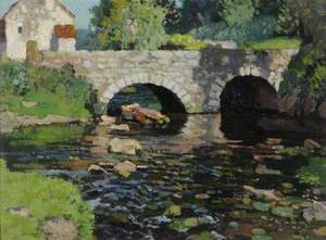 Mill Bridge, Stone