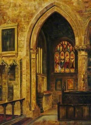 Lady Chapel, Rotherham Parish Church, South Yorkshire