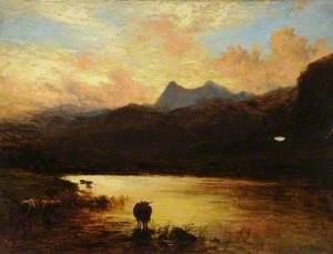 Landscape, Langdale Pikes, Cumbria