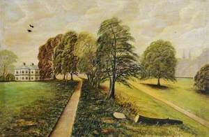 Landscape, Clifton Park, South Yorkshire