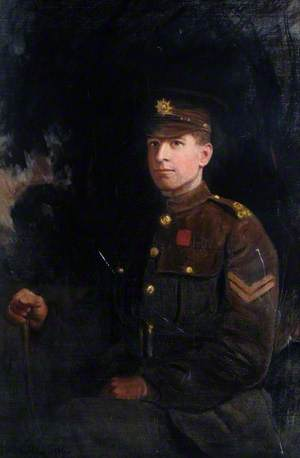 Corporal Thomas Norman Jackson (1897–1918), VC