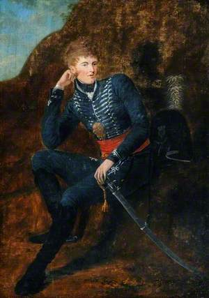 Henry Walker (1785–1860), in the Uniform of the Southern Regiment of West Riding Yeomanry Cavalry