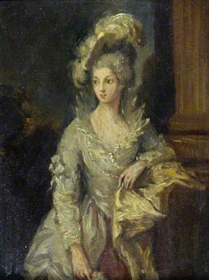 The Honourable Mrs Thomas Graham, née  Mary Cathcart (1757–1792)