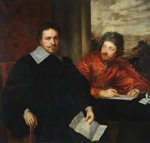Sir Thomas Wentworth (1593–1641), Earl of Strafford and Sir Philip Mainwaring (1589–1661)