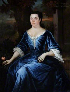 Elizabeth Parkin (1703–1766)