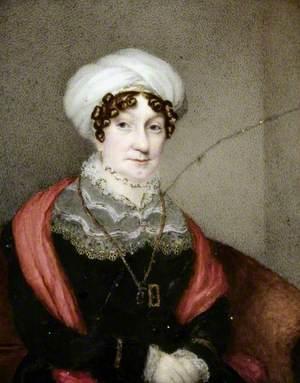 Mrs Joshua Walker (1760–1831) (Susannah Walker of Clifton House)