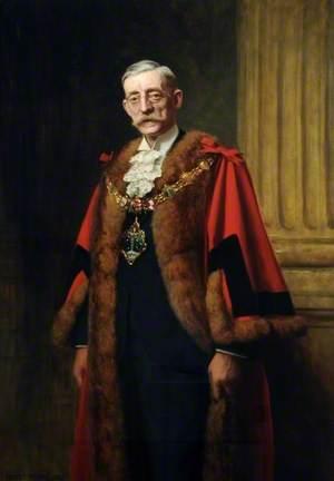 Alderman George E. Caine (1876–1969), JP