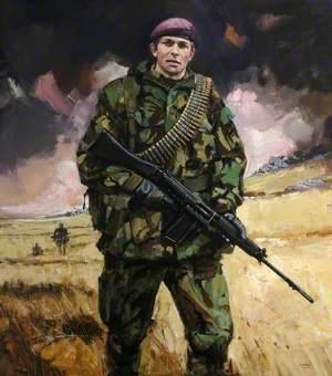 Sergeant Ian John McKay (1953–1982), VC