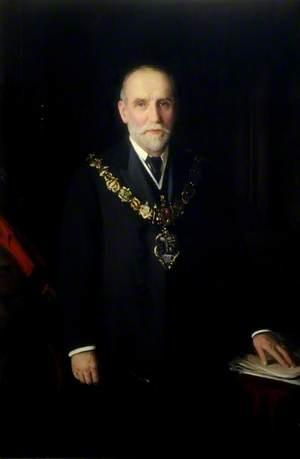 Alderman Peter Bancroft Coward (1855–1931), JP, Mayor of Rotherham (1910–1915)