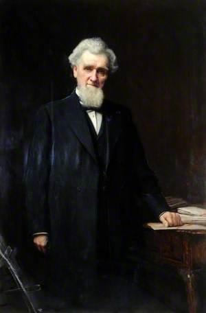 Alderman George E. C. Wragg (1826–1915)