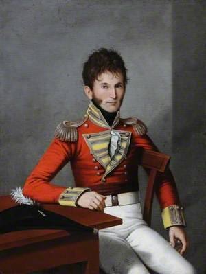 Lieutenant Colonel Richard Lloyd (1777–1813)