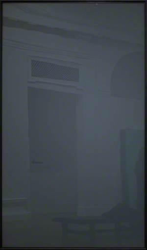Mirror Painting (Grey, 735-2) (Spiegel, Grau (735-2))