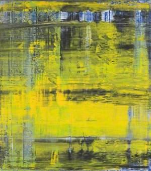Abstract Painting (809-3) (Abstraktes Bild (809-3))