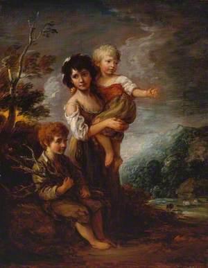 Cottage Children