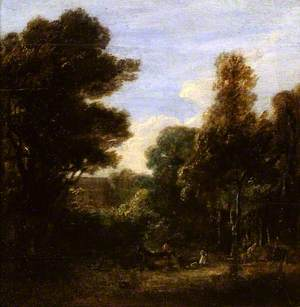 A Woody Landscape
