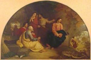 Christ Lamenting over Jerusalem