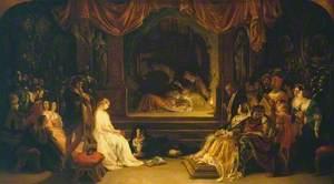 The Play Scene in 'Hamlet'