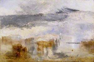 Venice - Sunset, a Fisher