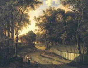View near Sevenoaks, Kent