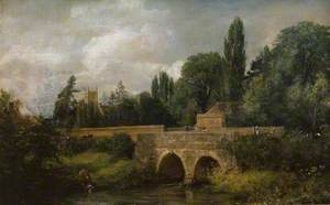 Gillingham Bridge, Dorset