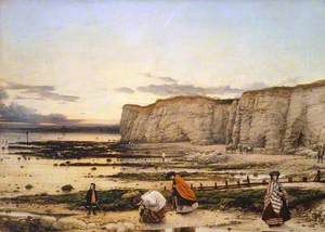 Pegwell Bay, Kent - a Recollection of October 5th 1858