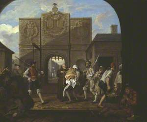 O the Roast Beef of Old England ('The Gate of Calais')