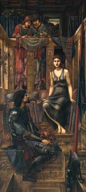 King Cophetua and the Beggar Maid