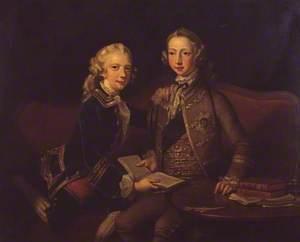 George III and the Duke of York