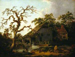 A Water Mill
