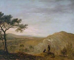 View near the Loggerheads, Denbigh